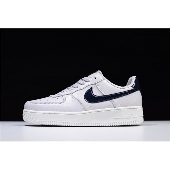 Mens/Womens Men and Nike Air Force 1 07 Low Grey White