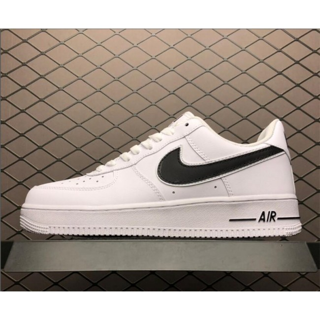 Mens/Womens Nike Air Force 1 07 3 White Black AO2423-101