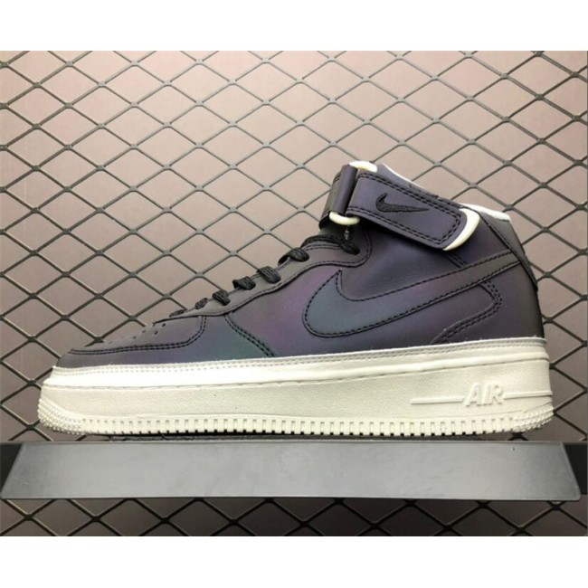 Mens/Womens Nike Air Force 1 07 MID Colorful AT1118-600