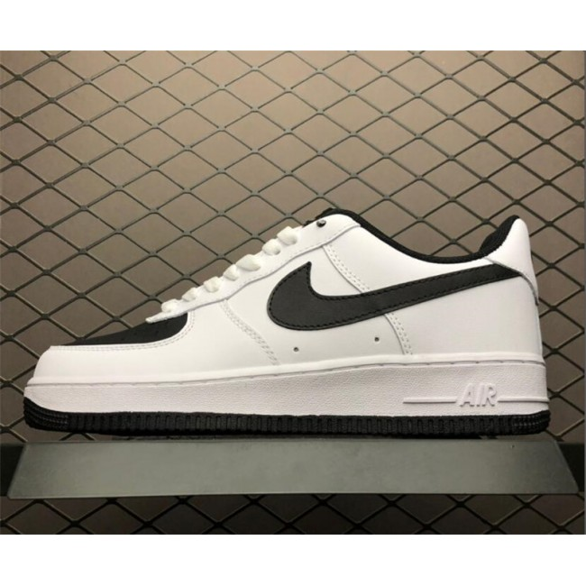 Mens/Womens Nike Air Force 1 Low White Black 816621-101