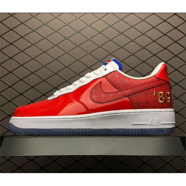 Mens New Nike Air Force 1 Low 1989 NBA Finals