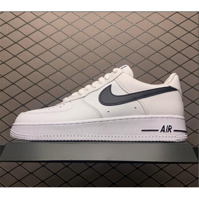 Mens/Womens Nike Air Force 1 07 AN20 White Black On Sale