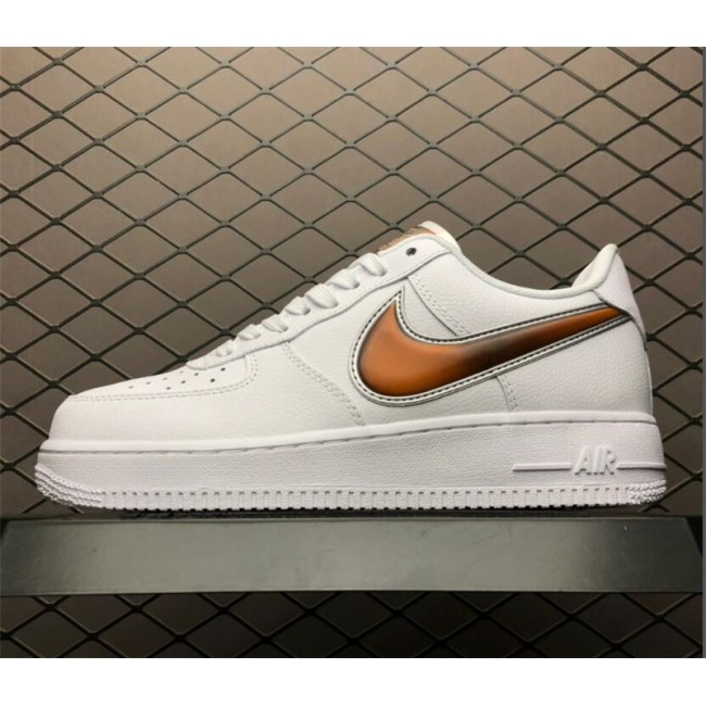 Mens/Womens Nike Air Force 1 07 Low White Infrared 23 On Sale