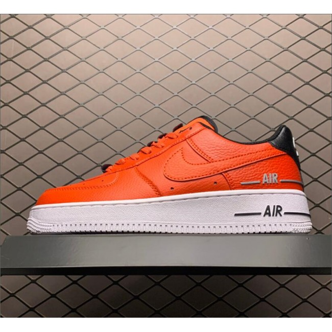 Mens/Womens Nike Air Force 1 Added Air Laser Crimson Double Air Red