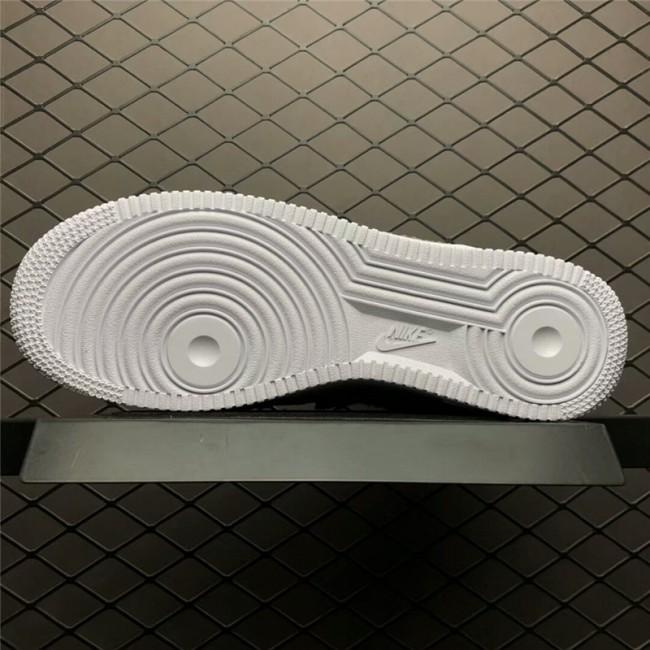 Mens/Womens Nike Air Force 1 High Chenille Swoosh White