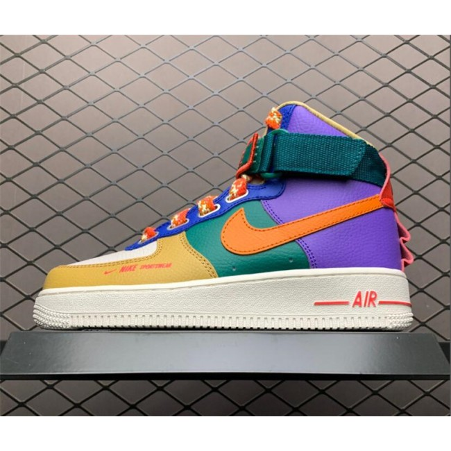 Mens/Womens Nike Air Force 1 High Utility Force is Female Sneakers