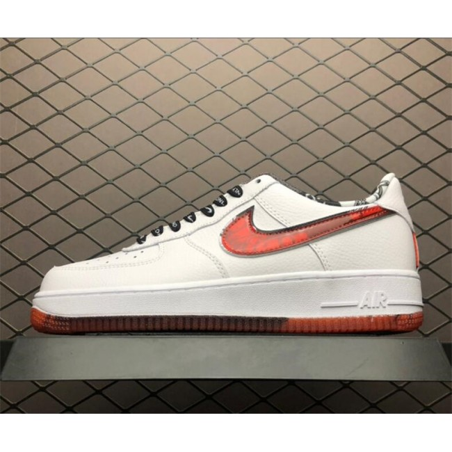 Mens Nike Air Force 1 Low 07 Only Once