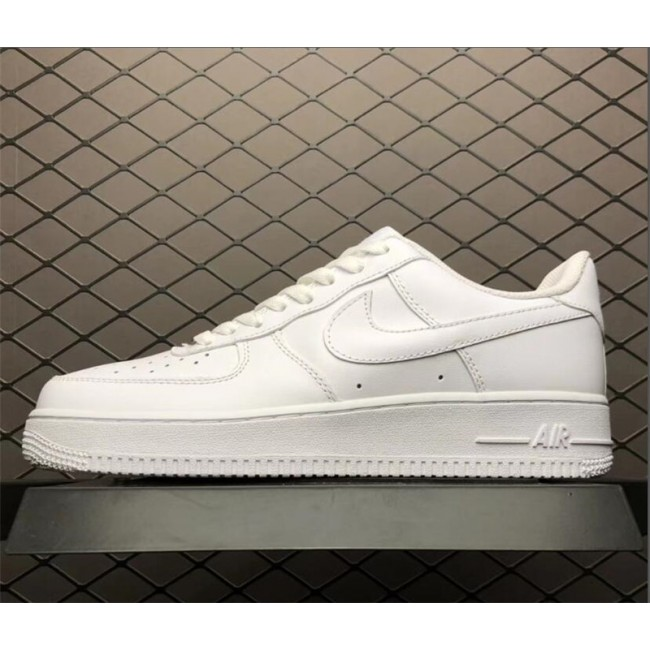 Mens/Womens Nike Air Force 1 Low 07 White 315122-111