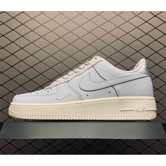Mens/Womens Nike Air Force 1 Low AF1 Devin Booker Blue White On Sale
