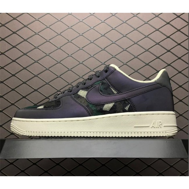 Mens/Womens Nike Air Force 1 Low Camo Olive On Sale
