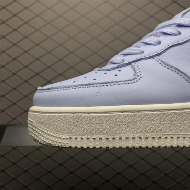 Mens/Womens Nike Air Force 1 Low Jewel Premium Royal Tint Metallic Gold