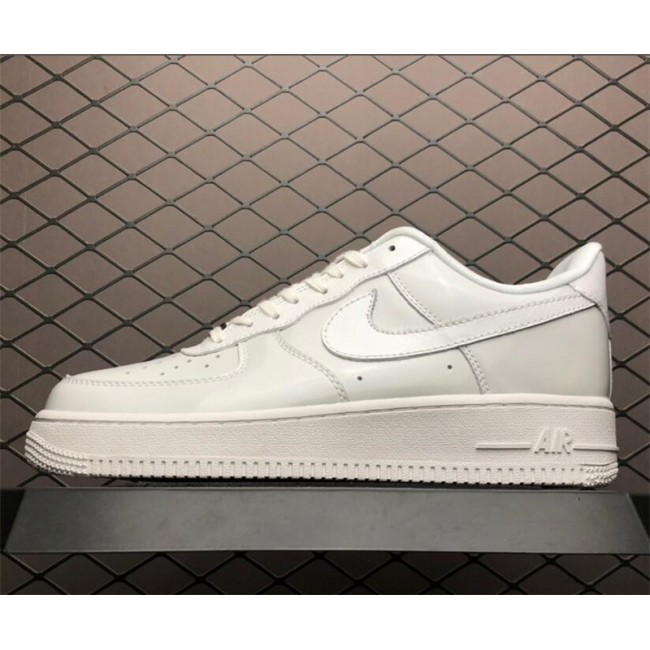 Mens/Womens Nike Air Force 1 Low Lux Iridescent White Black