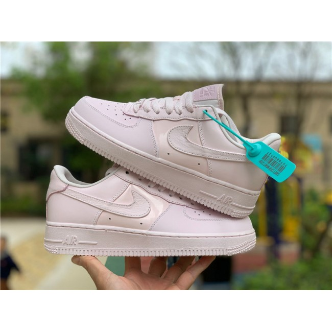 Womens Nike Air Force 1 Low Pale Pink Rose Pale CD0183-600