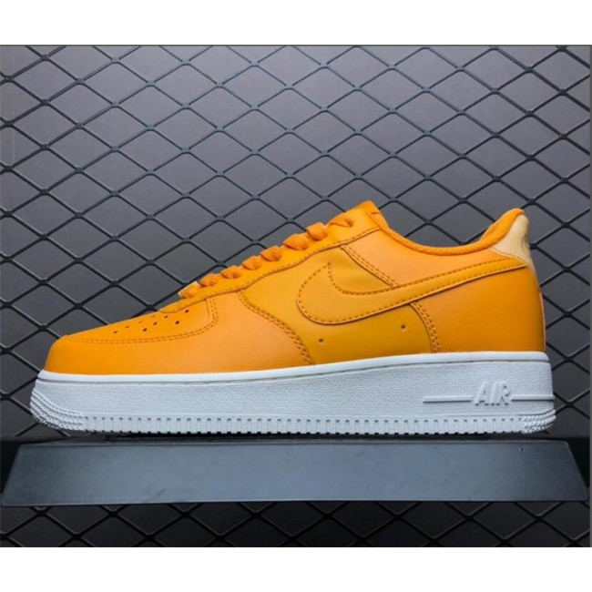Mens/Womens Nike Air Force 1 Low QS Yellow White AO2132-801