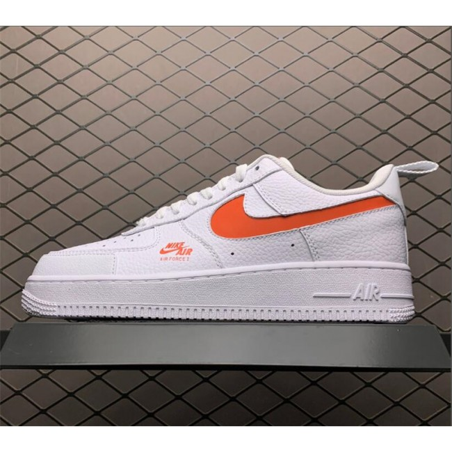 Mens/Womens Nike Air Force 1 Low Utility White Red On Sale