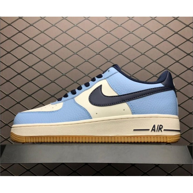 Mens/Womens Nike Air Force 1 Low Premium Light Blue 748981-402