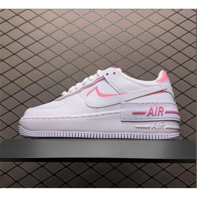Womens Nike Air Force 1 Shadow Total Orange Magic Flamingo Pink