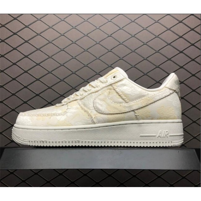 Mens/Womens Nike Air Force 107 Low Premium White On Sale