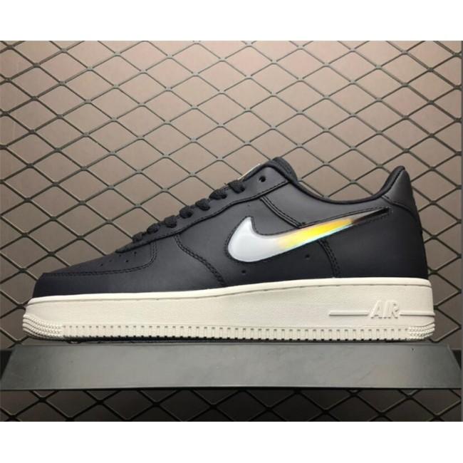 Womens Nike Air Force 1 07 SE Premium JP Oil Grey Bright Crimson