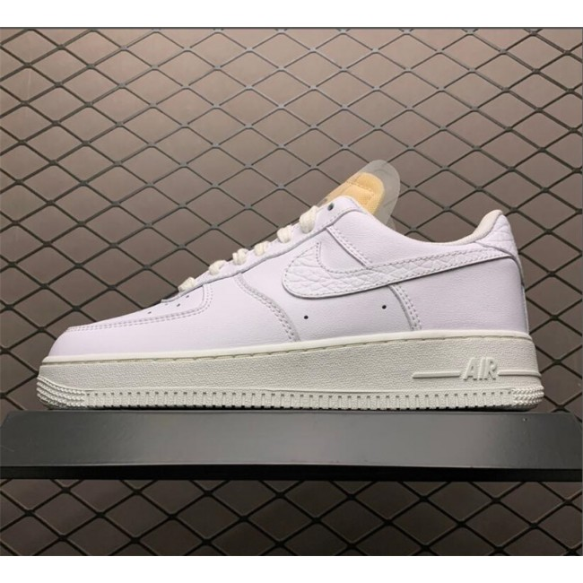 Mens/Womens Shop Nike Air Force 1 Low 07 LX Bling Summit White Onyx