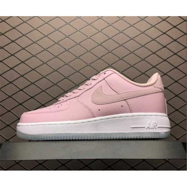 Womens Nike Air Force 1 07 Essential Plum Chalk White