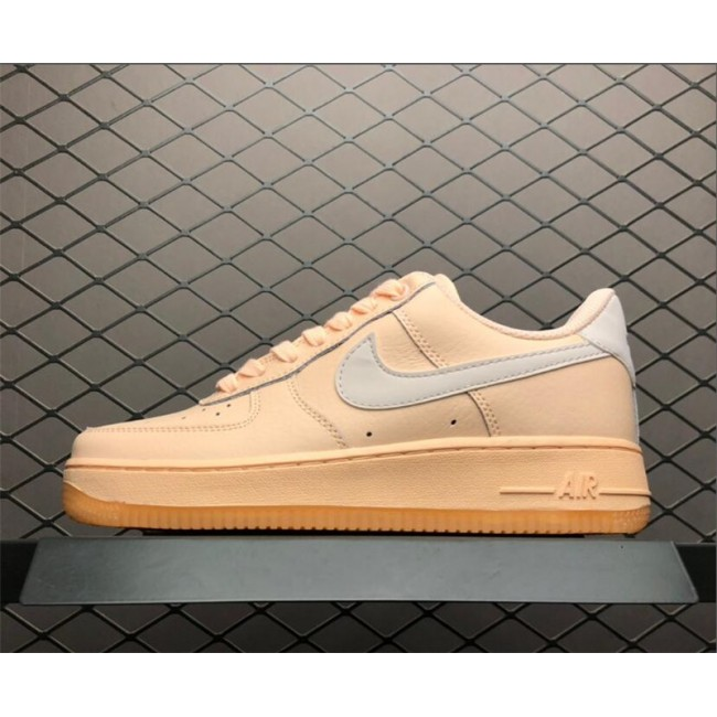 Womens Nike Air Force 1 Crimson Tint Orange Pulse AO2132-800