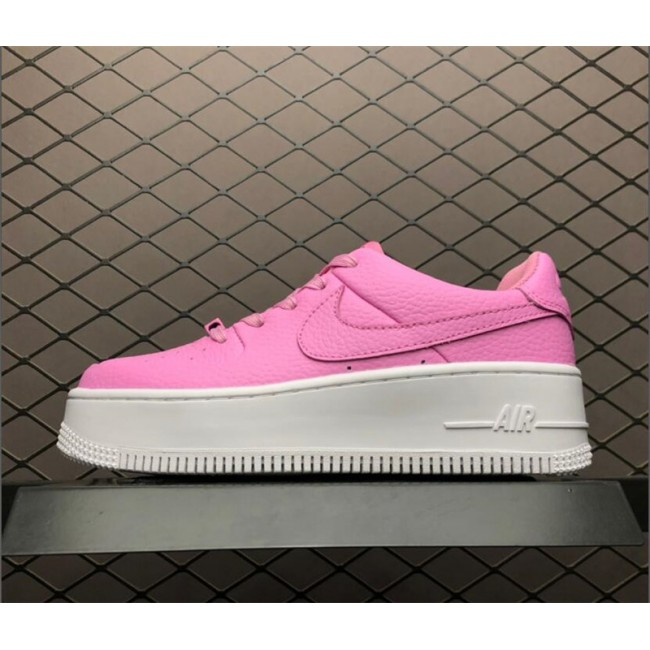 Womens Nike AF1 Sage Low Psychic Pink AR5339-601