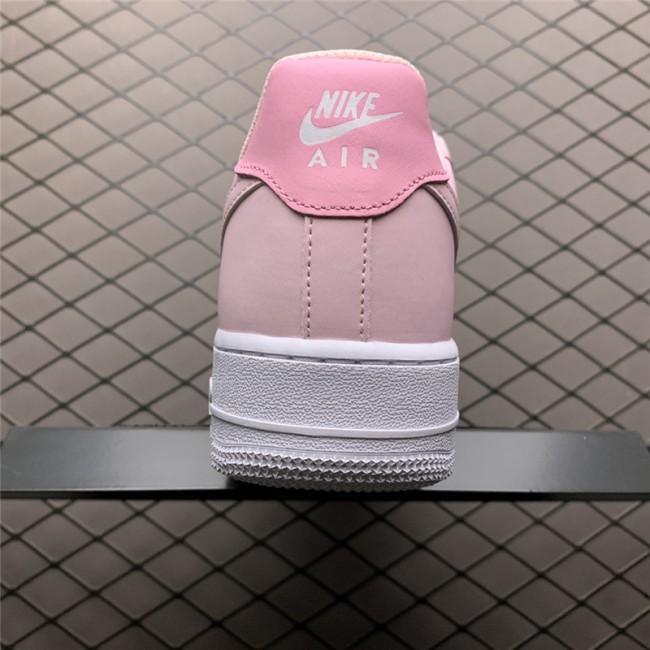 Womens Nike Air Force 1 Pink Foam White CV9646-600