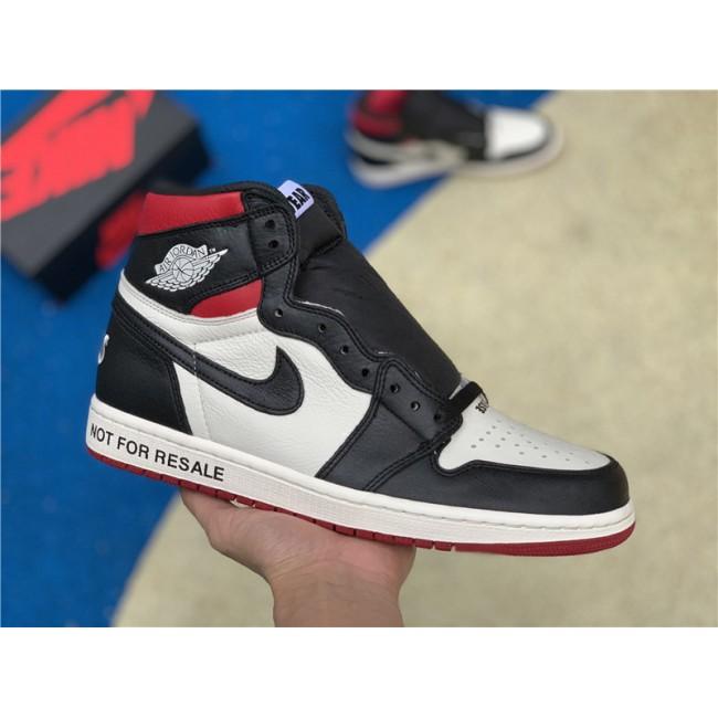 Mens Air Jordan 1 No Ls Not For Resale Varsity Red