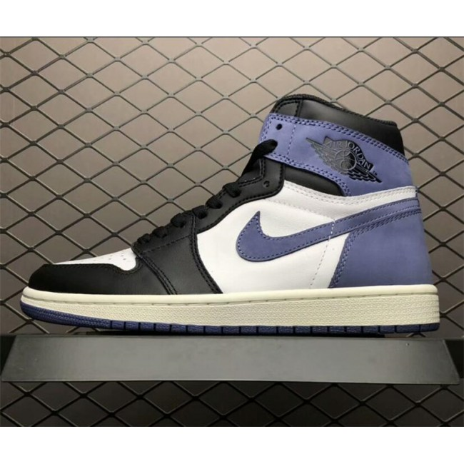 Mens Air Jordan 1 Retro High OG Blue Moon