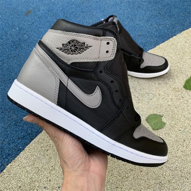 Mens Air Jordan 1 Retro High OG Shadow