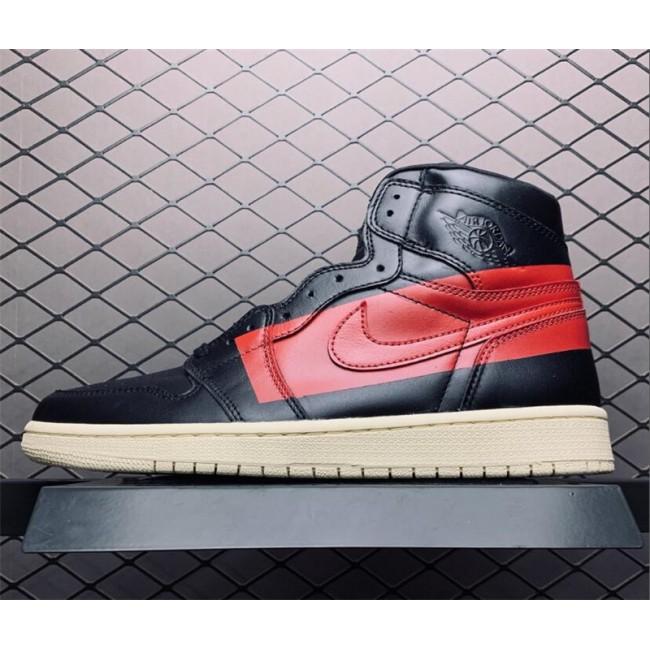 Mens Air Jordan 1 AJ1 Retro High OG Couture Black/University