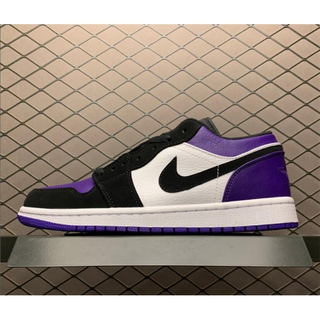 Mens/Womens Jordan Brand Air Jordan 1 Low Court Purple For Sale