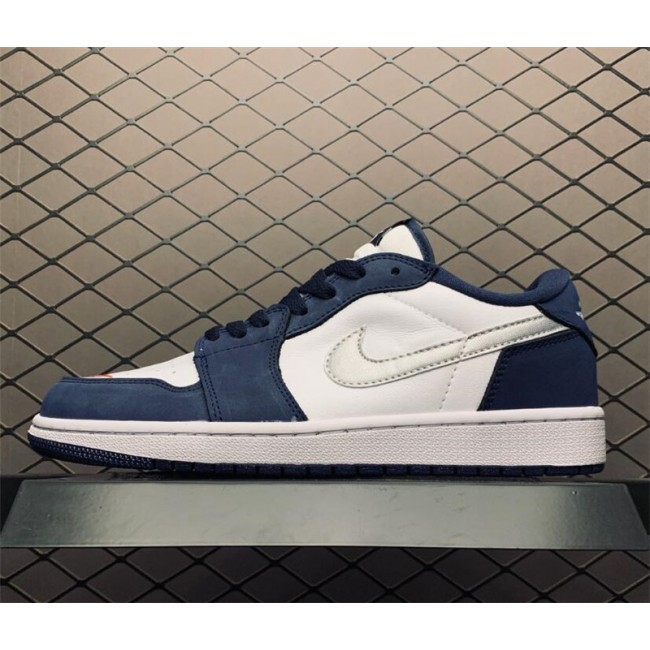 Mens/Womens Release Nike SB x Air Jordan 1 Low Midnight Navy
