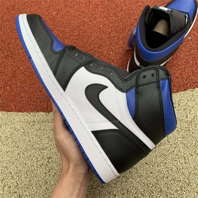 Mens Air Jordan 1 Retro Hi OG Game Royal Basketball Shoes