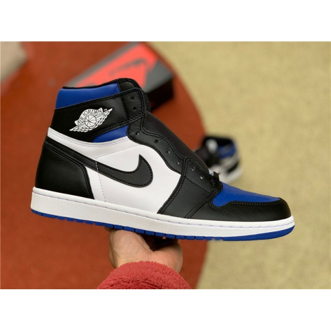 Mens Air Jordan 1 Retro Hi OG Game Royal Basketball Shoes
