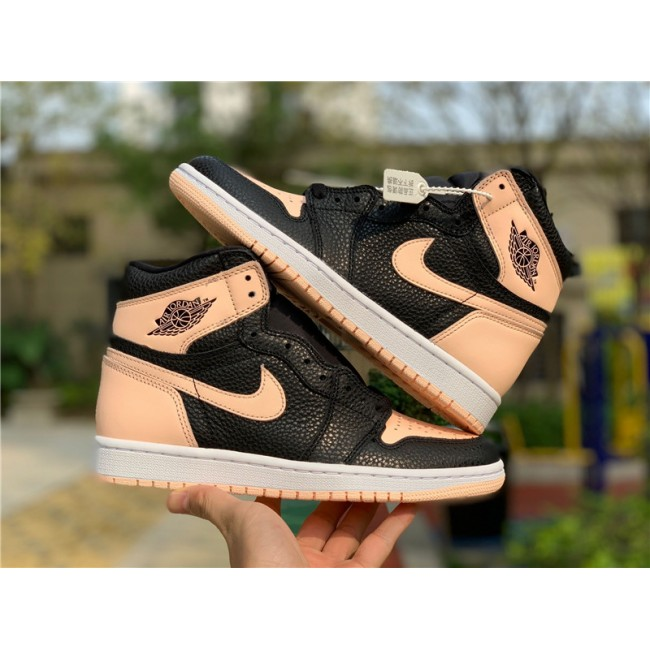 Mens Air Jordan 1 Retro High OG Crimson Tint Hyper Pink/Black
