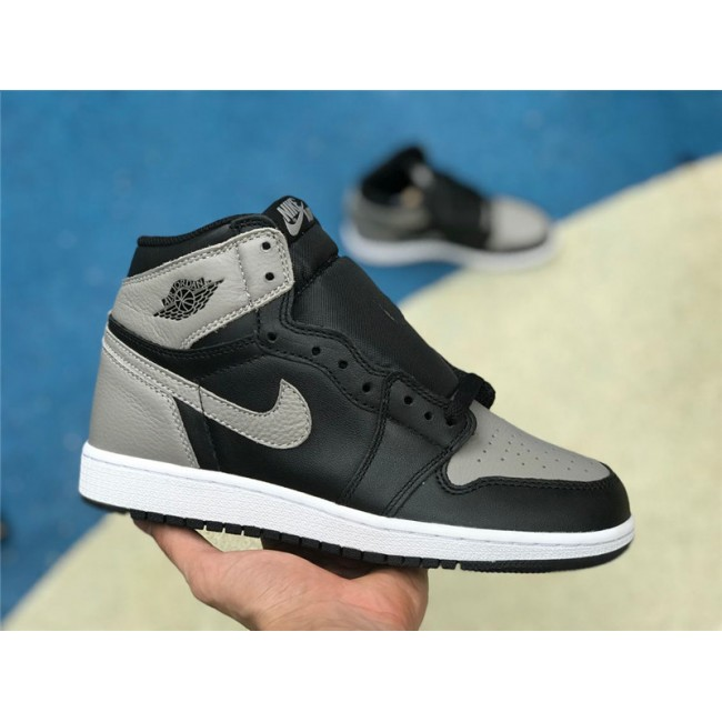 Womens Air Jordan 1 Retro High OG GS Shadow For Sale