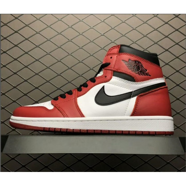 Mens Air Jordan 1 Retro High OG Chicago Free Shipping