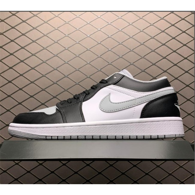 Mens/Womens Cheap Air Jordan 1 Low Light Smoke Grey To Buy