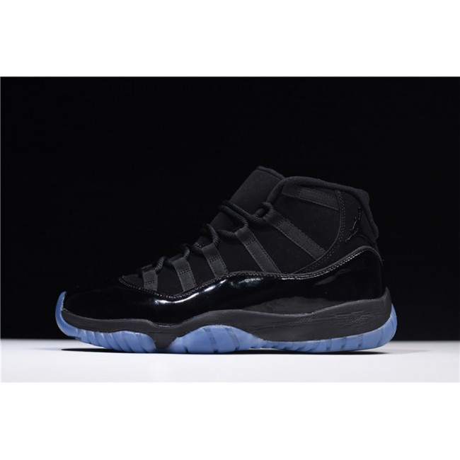 Mens 2018 Mens Air Jordan 11s Prom Night Black