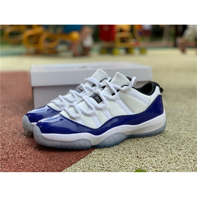 Mens/Womens 2020 Air Jordan 11 Retro Low Concord For Sale