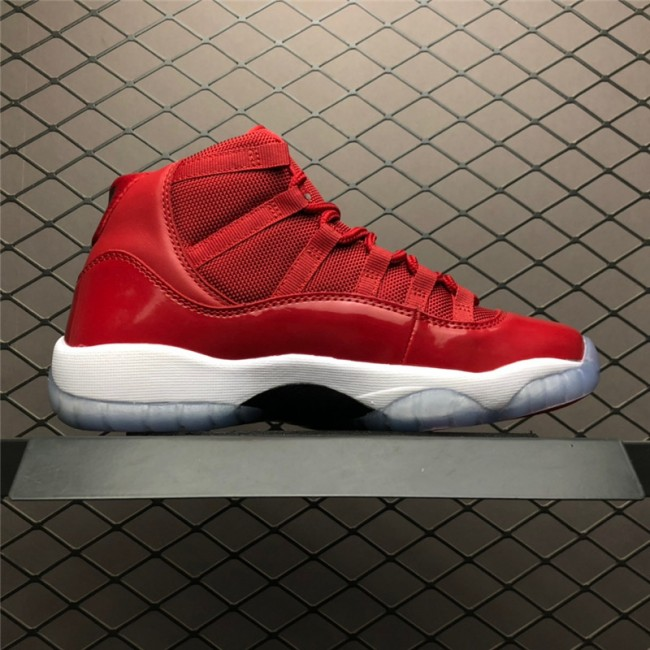 Womens Air Jordan 11 Retro GS Win Like 96 378038-623