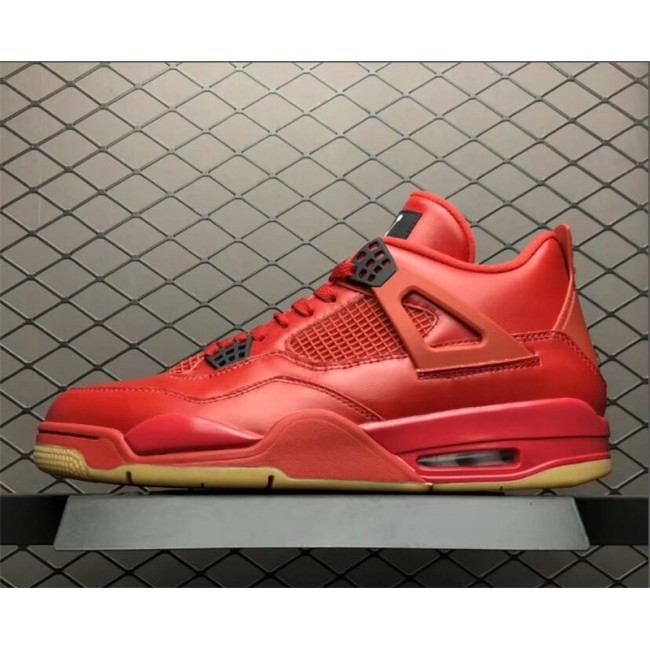 Mens Air Jordan 4 NRG Singles Day Fire Red Summit White
