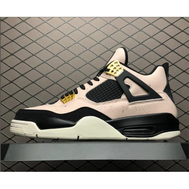 Mens Air Jordan 4 Silt Red Black-Phantom-Volt