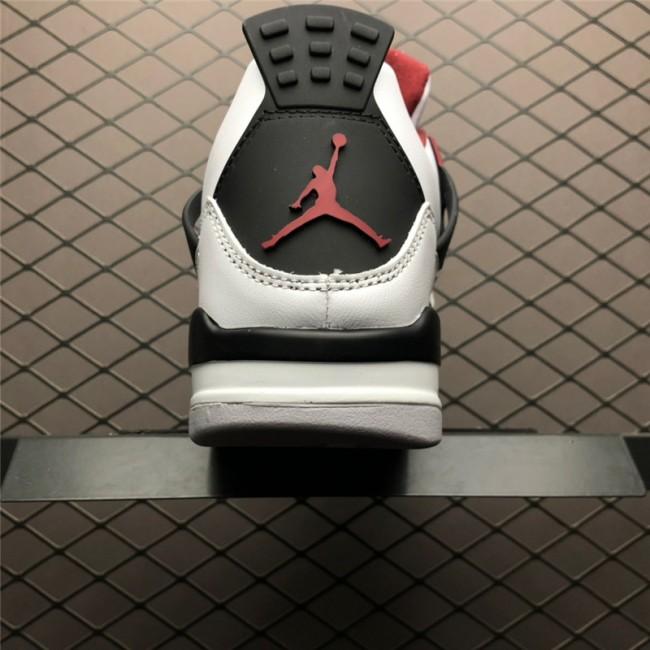 Mens Air Jordan 4 Fire Red 308497-160