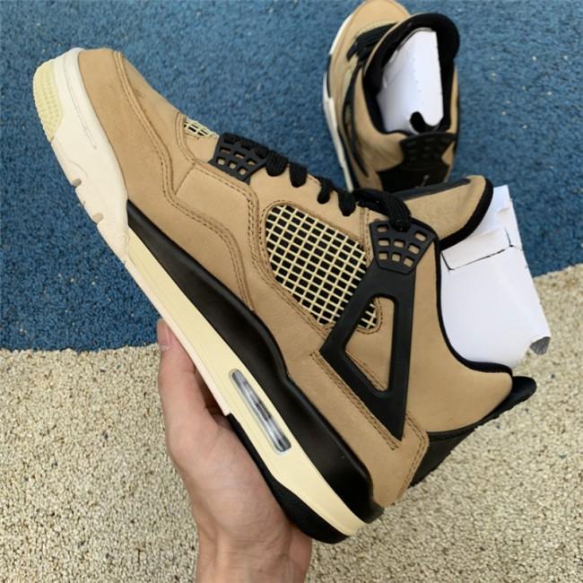 Mens Air Jordan 4 Mushroom Shoes