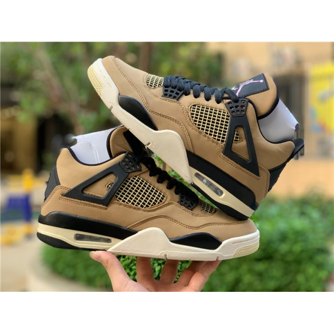 Mens Air Jordan 4 Mushroom Shoes