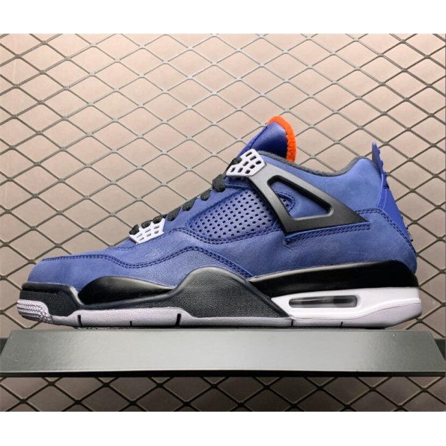 Mens Air Jordan 4 WNTR Loyal Blue CQ9597-401