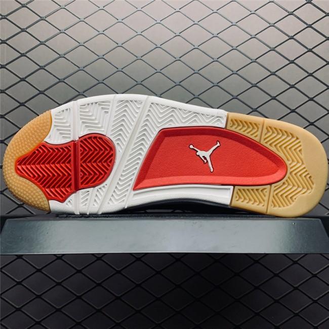 Mens Larry Luk Vintage Tie-Dye Air Jordan 4 X Levis